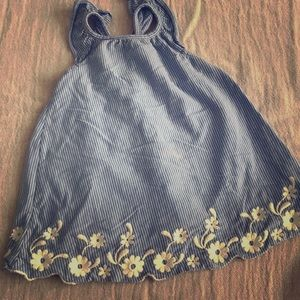 Baby Gap Embroidered Dress
